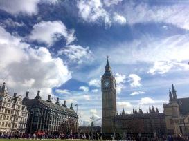 la bellissima Londra